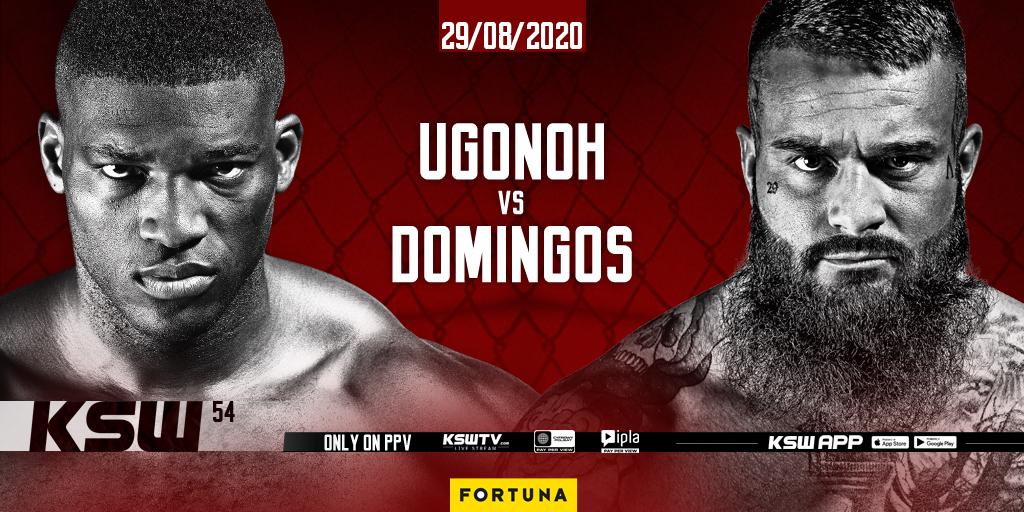 izu ugonoh vs Quentin Domingos